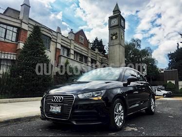 Audi A1 Cool S-Tronic usado (2015) color Negro precio $195,000