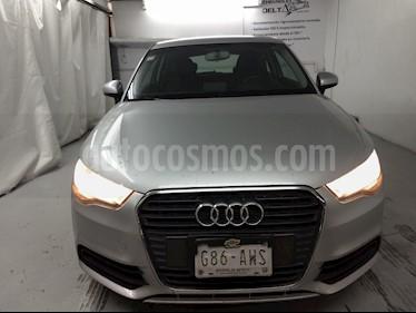 foto Audi A1 Cool S-Tronic usado (2014) color Plata Metalizado precio $163,000