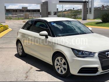 Audi A1 Cool S-Tronic usado (2015) color Blanco Amalfi precio $205,000