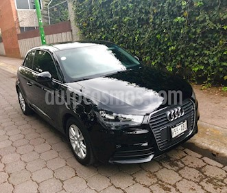 foto Audi A1 Cool S-Tronic usado (2015) color Negro precio $190,000