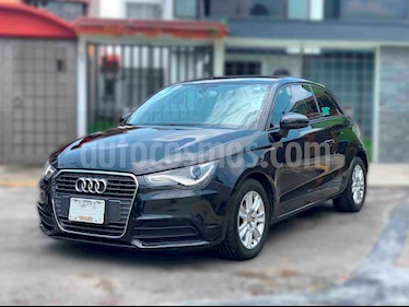 Audi A1 Cool S Tronic usado (2013) color Negro precio $170,000