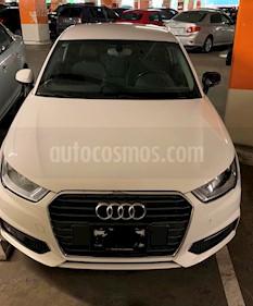 Audi A1 Cool usado (2016) color Blanco Amalfi precio $210,000
