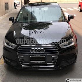 Audi A1 Cool usado (2016) color Negro precio $225,000