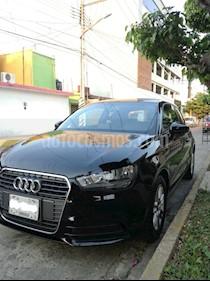 Audi A1 Cool usado (2014) color Negro Perla precio $165,000