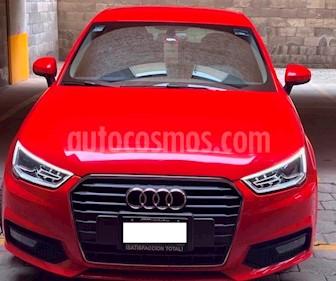 Foto Audi A1 Cool usado (2017) color Rojo precio $279,999