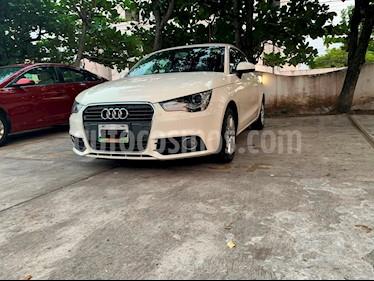 Audi A1 Cool usado (2015) color Blanco Amalfi precio $175,000
