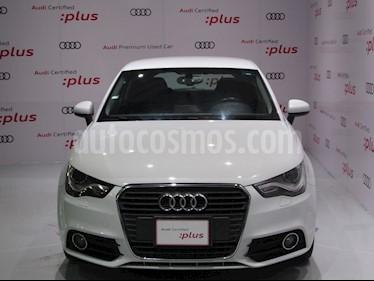 Foto Audi A1 Ego S-Tronic usado (2013) color Blanco precio $192,000