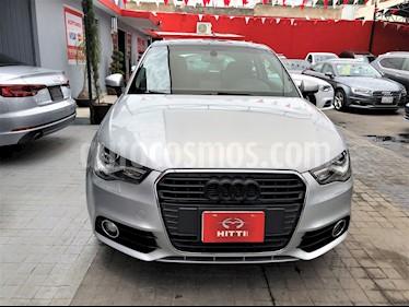 Foto venta Auto usado Audi A1 Ego S Tronic (2013) color Plata Metalizado precio $205,000