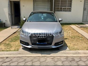 Audi A1 Ego S Tronic usado (2017) color Plata precio $260,000