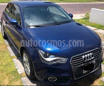Foto venta Auto usado Audi A1 Ego S-Tronic (2013) color Azul Scuba precio $185,000