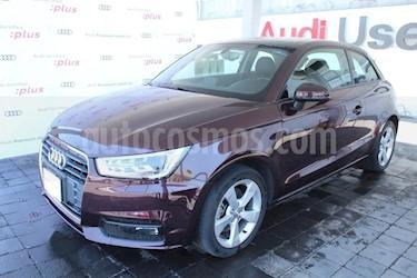 Foto venta Auto usado Audi A1 Ego S Tronic (2016) color Vino Tinto precio $275,000