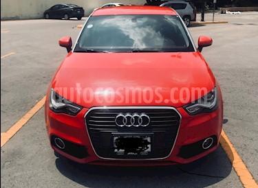 Audi A1 Ego S-Tronic usado (2013) color Rojo precio $185,000