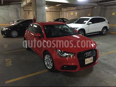 Foto venta Auto Seminuevo Audi A1 Ego S-Tronic (2015) color Rojo Shiraz precio $229,000