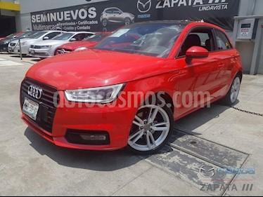 foto Audi A1 Ego S Tronic usado (2016) color Rojo precio $275,000