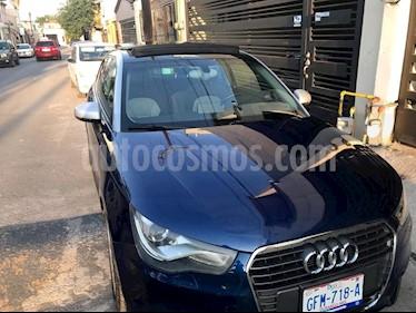 Audi A1 Ego S-Tronic usado (2011) color Azul Esfera precio $165,000