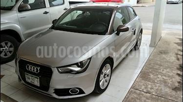 Foto venta Auto usado Audi A1 Ego S-Tronic (2013) color Plata precio $175,000