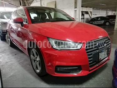 Foto venta Auto usado Audi A1 Ego S-Tronic (2016) color Rojo precio $255,000