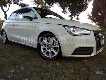 foto Audi A1 Ego usado (2014) color Blanco precio $195,000