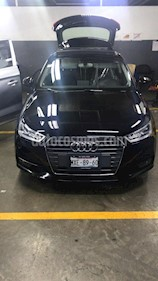 Audi A1 Ego usado (2016) color Negro precio $245,000