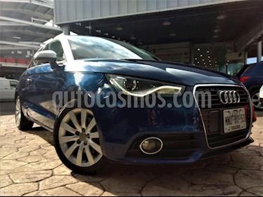 Foto venta Auto Seminuevo Audi A1 Envy S Tronic Piel (2012) color Azul precio $195,000