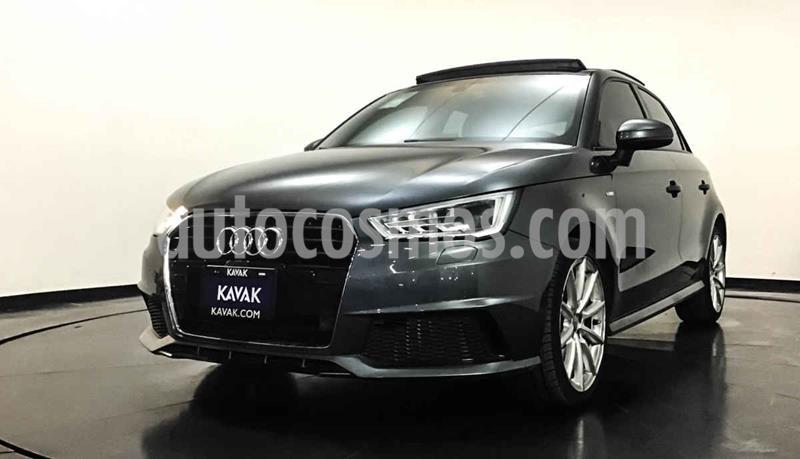 Audi A1 Sportback S line Plus usado (2016) color Gris precio $334,999