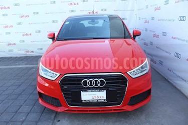 Audi A1 5p S line 1.8 TFSI S tronic SB usado (2016) color Rojo precio $280,000