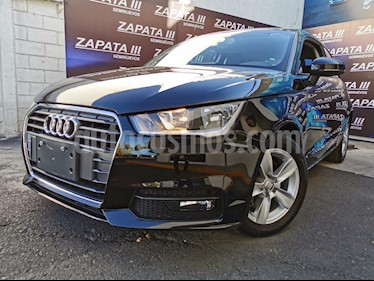 Audi A1 Cool S-Tronic usado (2017) color Negro precio $250,000