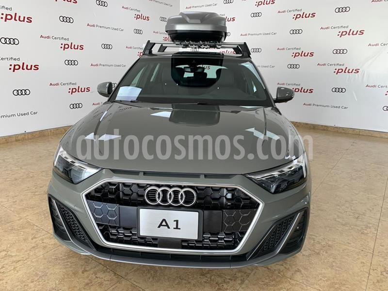 Audi A1 S- Line usado (2020) color Gris Oscuro precio $553,603