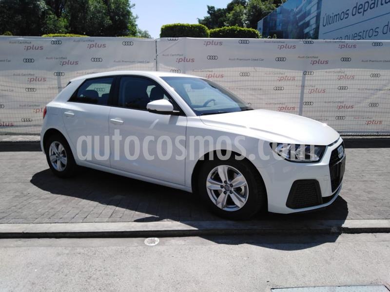 Audi A1 Sportback 30 Urban S-Tronic usado (2020) color Blanco precio $389,000