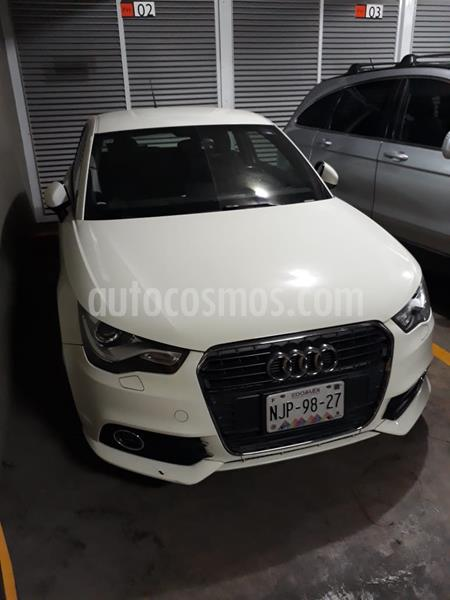 Audi A1 Sportback Cool S-Tronic usado (2011) color Blanco Amalfi precio $139,500