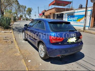 Audi A1 Ego S-Tronic usado (2015) color Azul precio $220,000
