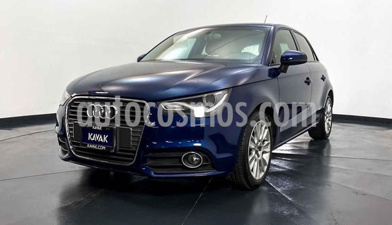 Audi A1 Sportback Ego S-Tronic usado (2014) color Azul precio $237,999