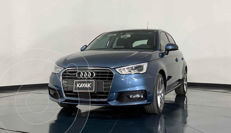 Foto Audi A1 Sportback Ego S-Tronic usado (2018) color Azul precio $372,999