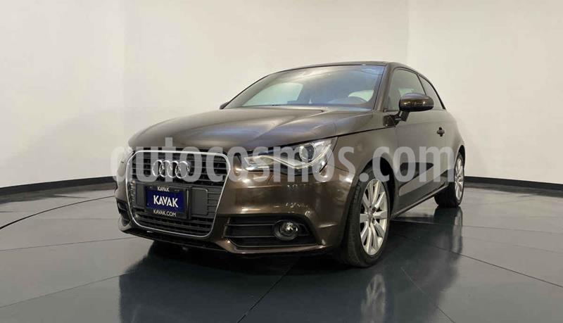 Audi A1 Cool usado (2011) color Cafe precio $172,999