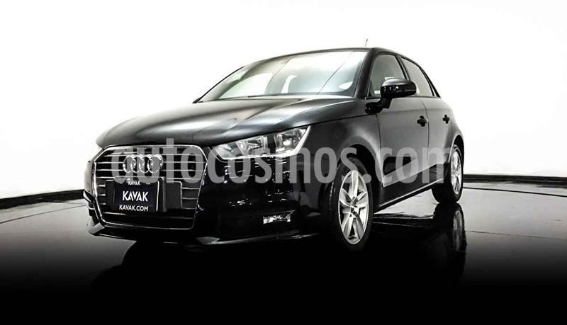 Foto Audi A1 Sportback S line Plus usado (2016) color Negro precio $262,999
