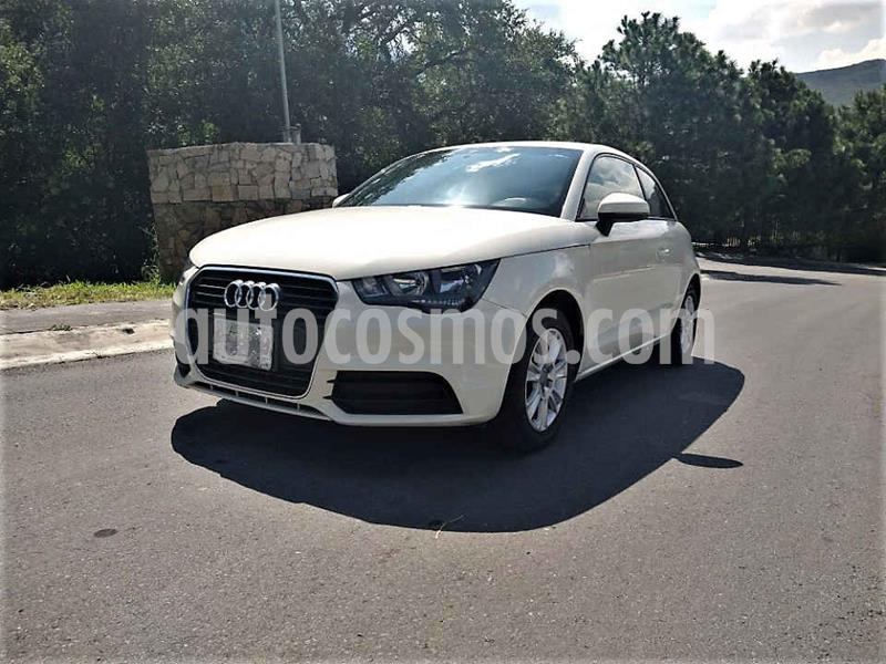 Audi A1 Cool S Tronic usado (2015) color Blanco precio $190,000