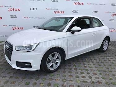Audi A1 5p Cool L4/1.4/T Aut usado (2017) color Blanco precio $215,000