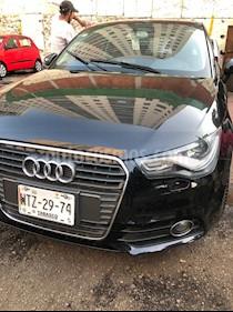 Audi A1 Ego S-Tronic usado (2014) color Negro precio $210,000