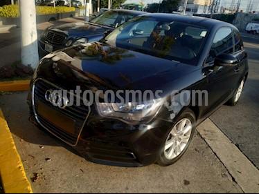 Audi A1 Cool usado (2013) color Negro precio $160,000
