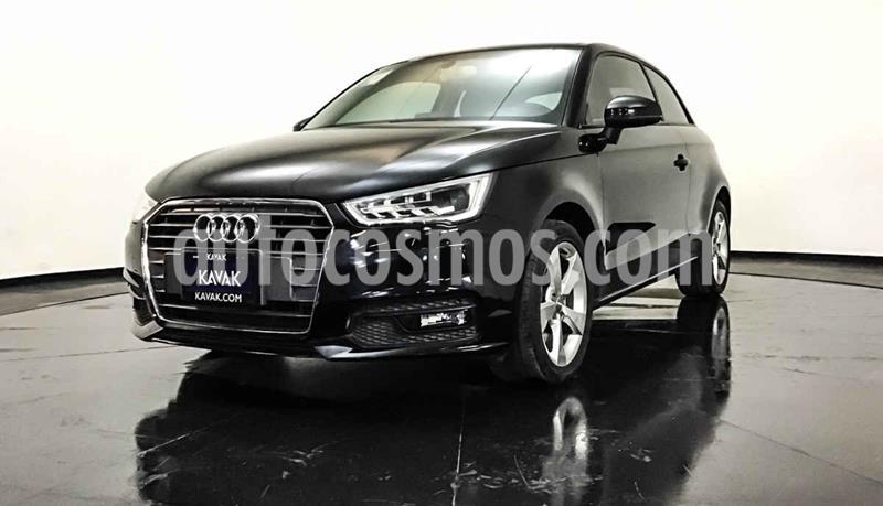 Audi A1 Sportback Ego S-Tronic usado (2016) color Negro precio $254,999