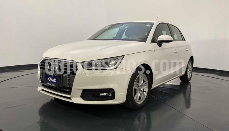 Audi A1 Sportback Cool usado (2017) color Blanco precio $262,999