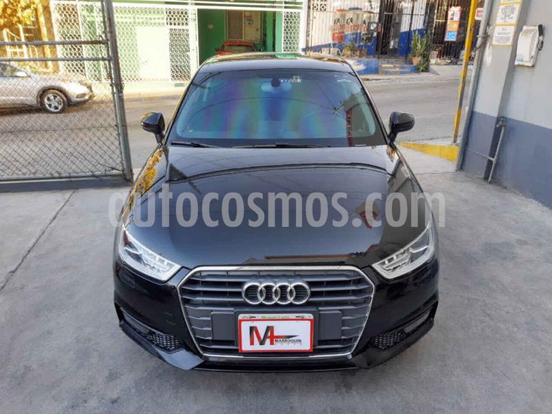 Audi A1 Ego usado (2016) color Negro precio $219,000
