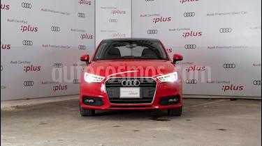 Audi A1 Ego usado (2018) color Rojo precio $350,000