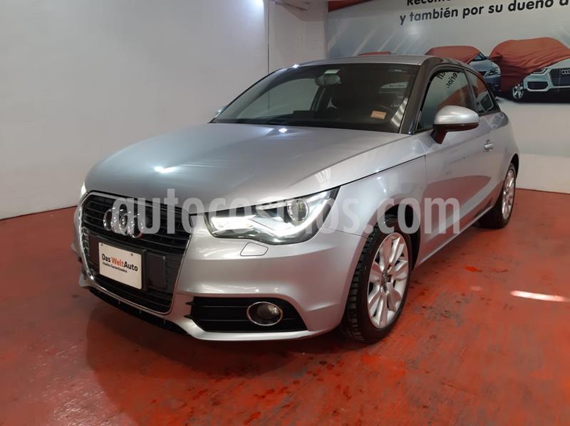 Audi A1 Ego usado (2015) color Plata Metalizado precio $195,000