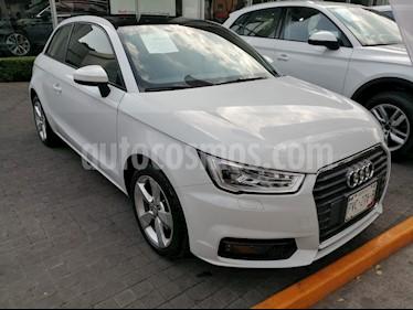 Audi A1 Ego S-Tronic usado (2016) color Blanco Amalfi precio $255,000