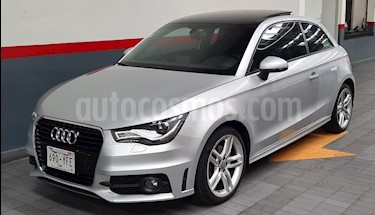 Audi A1 S- Line Plus usado (2012) color Plata precio $255,000