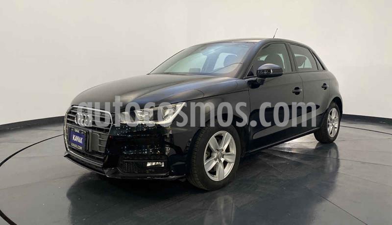 Audi A1 Cool usado (2016) color Negro precio $257,999