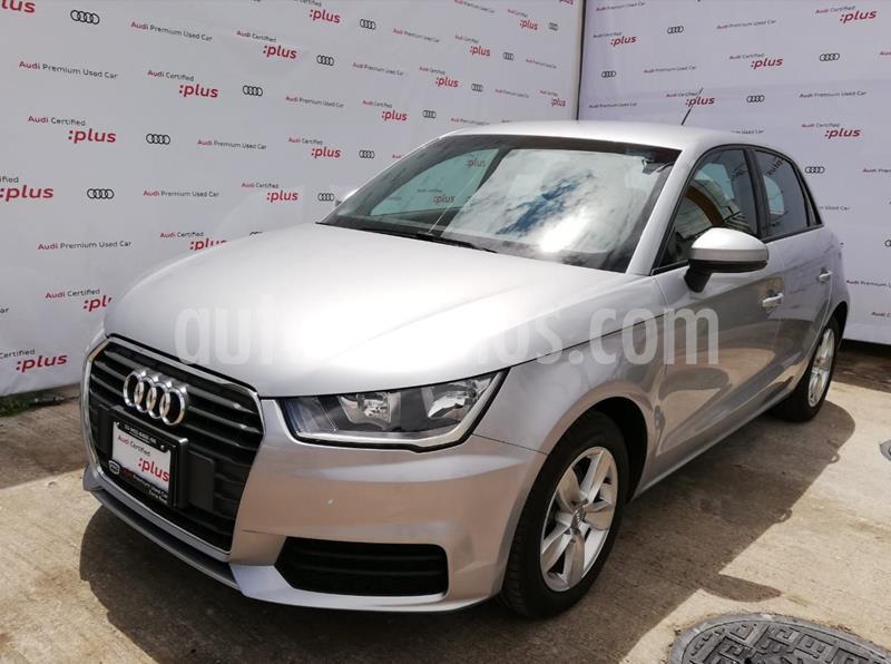 Audi A1 Urban usado (2018) color Plata Dorado precio $290,000