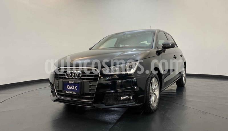Audi A1 Sportback Cool S-Tronic usado (2016) color Negro precio $247,999