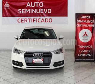 Audi A1 Cool S-Tronic usado (2017) color Blanco Amalfi precio $280,000